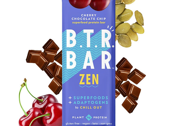 Cherry Chocolate Chip ZEN Bars (4 count) - by B.T.R. Bar