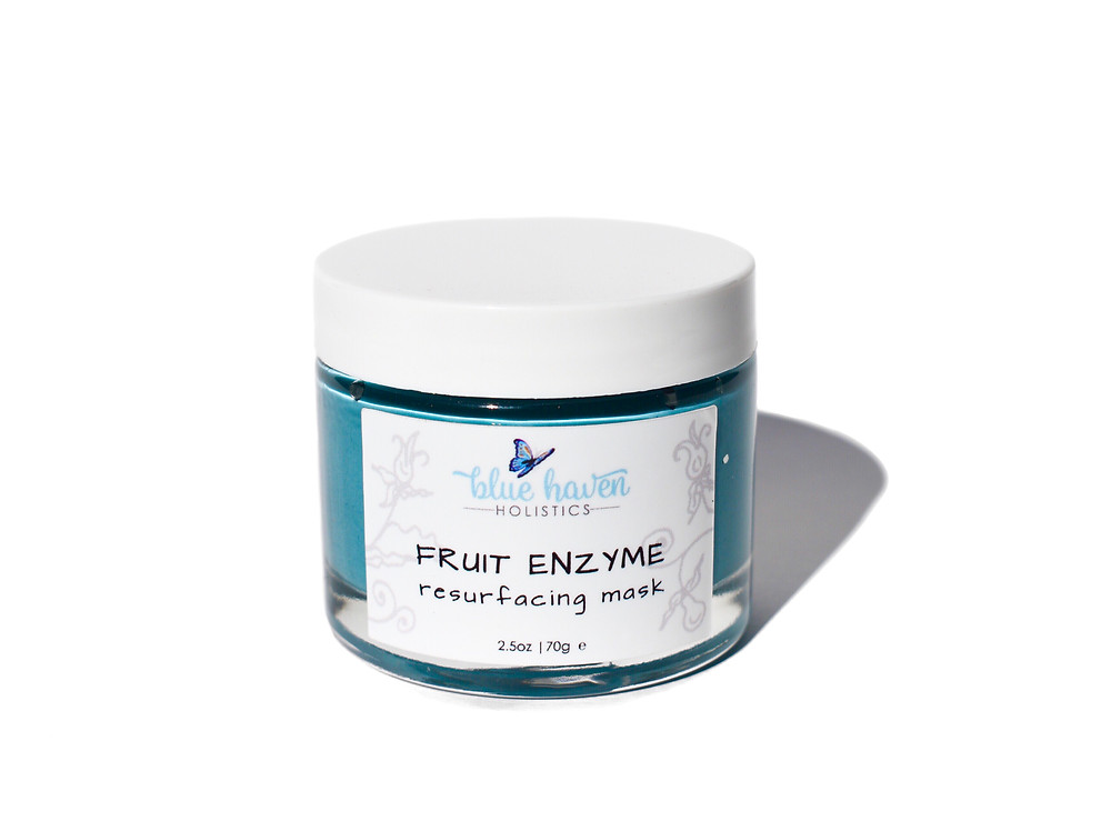 Fruit Enzyme Resurfacing Face Mask