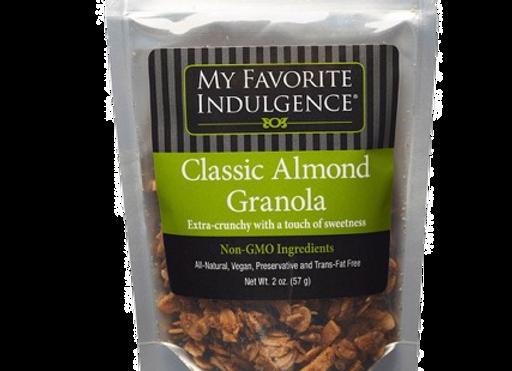 Classic Almond Granola - by My Favorite Indulgence