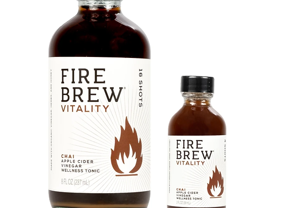 Chai Vitality Blend Fire Brew - by Mind Your Manna
