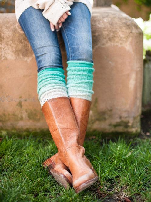 Ombre Leg warmers