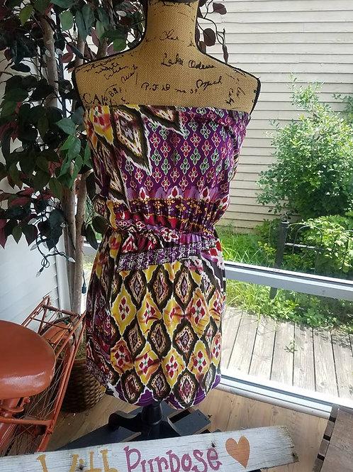 Tribal Mini Dress