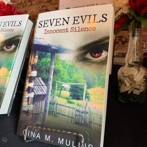 Seven Evils Book Signing