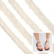 Neutral Lace Replacement Ribbons