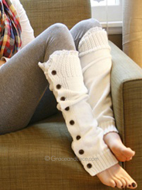 Molly Leg warmers