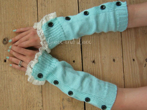 Molly arm warmers