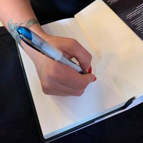 Gina signing Seven Evils