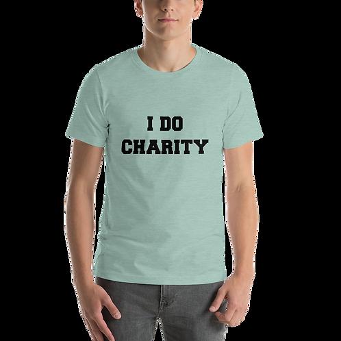 I Do Charity tee