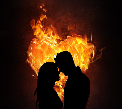 Tirage Flammes Jumelles / Twin Flames reading