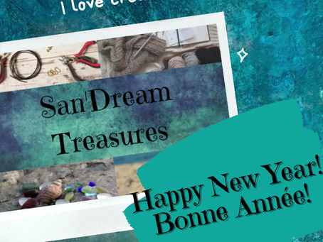 Happy New Year / Bonne année!