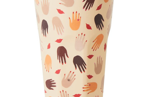 כוס מלמין לאטה ידיים