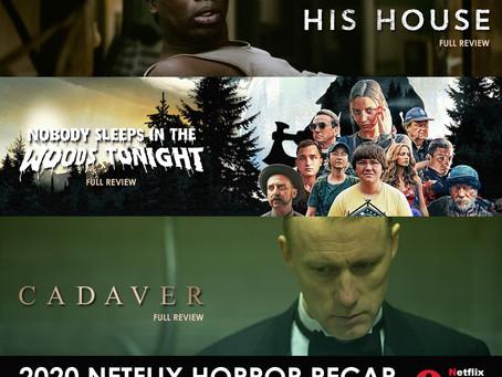 The NOMCAST - October Horror Movie Recap + 2020 Horror Film Landscape