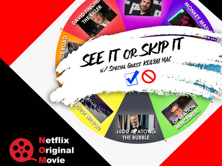 See It or Skip It, Netflix Password Sharing Crackdown, & WGA Awards Breakdown