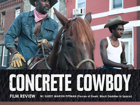 The NOMCAST - Concrete Cowboy Review + Knives Out Sequels, Awards Season Update, & More!