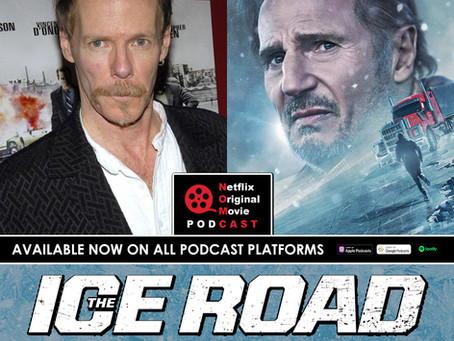 Writer/Director JONATHAN HENSLEIGH Talks 'The Ice Road', Heroism At A Cost, Practical EFX, & More