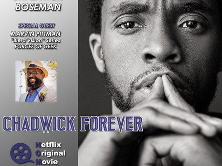 The NOMCAST - Remembering Chadwick Boseman