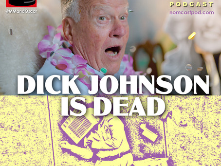 The NOMCAST - Dick Johnson Is Dead Review, plus Best of 2020 Documentaries So Far