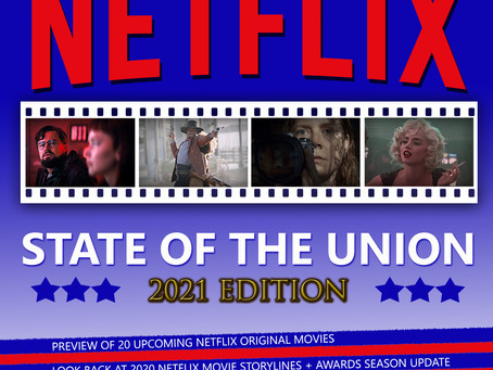 2021 NETFLIX STATE OF THE UNION: DiCaprio, Lin Manuel-Miranda, Ana De Armas, Vie For Oscars 2022