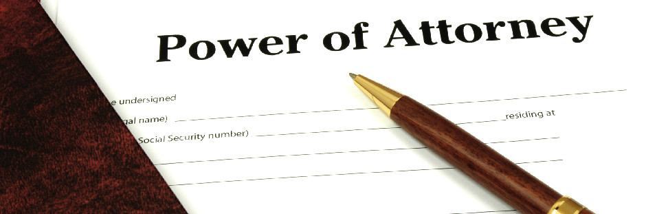 Lasting Power of Attorney (LPA) Document