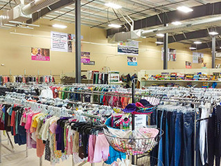 New Many Hands Thrift Outlet to Open in Pella