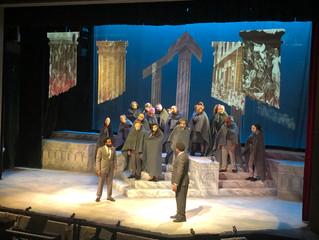 An Evening of Greek Theater