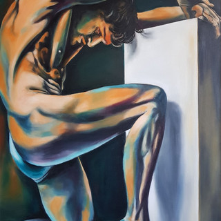 ''MOMENTS OF LIFE'' 120X80cm