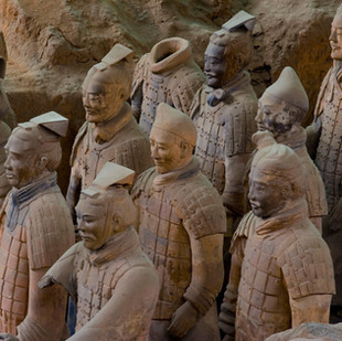 秦始皇帝陵博物