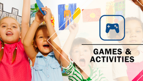 Games & Activity - Resources Page