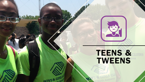 Teens & Tweens - Resources Page
