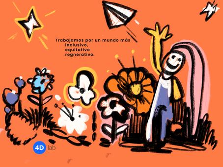 4 D LAB  #BuenasPrácticas