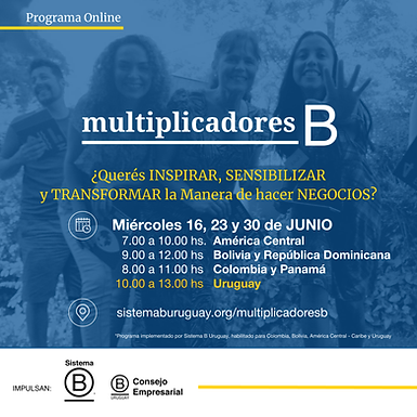 Multiplicadores B