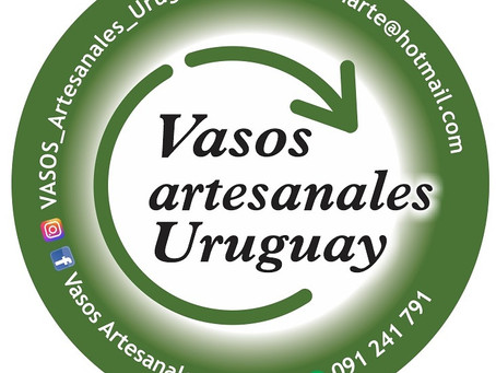 Vasos Artesanales Uruguay