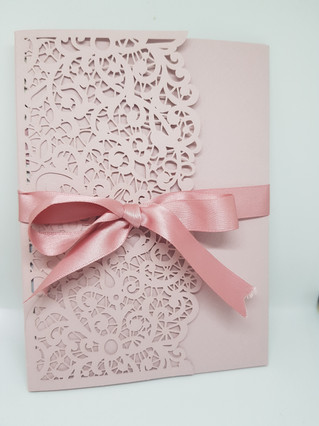 Dusty Pink Pocketfold