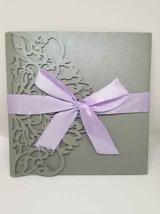 Grey Pocket Fold
