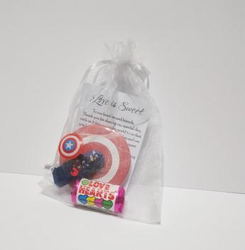 Captain America Gift Bag