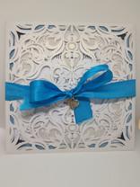 White 4 Way Fold