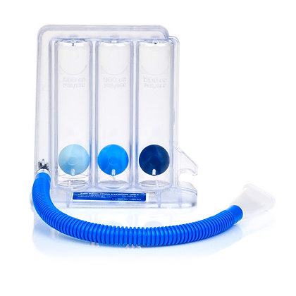 Inspirómetro Respiratorio Tri-Flo