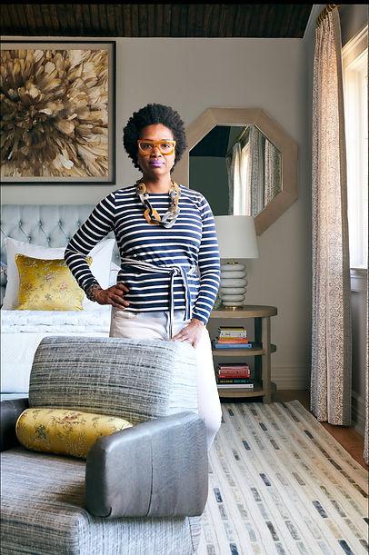 Gail Davis Bernardsville Master Bedroom