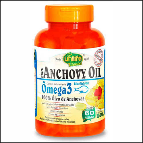 Anchovy Oil