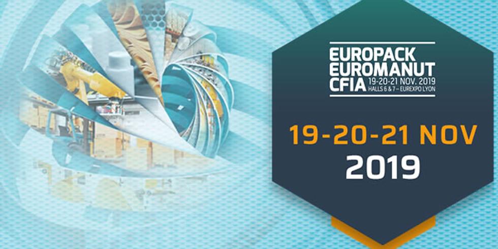 Europack Euromanut CFIA 2019