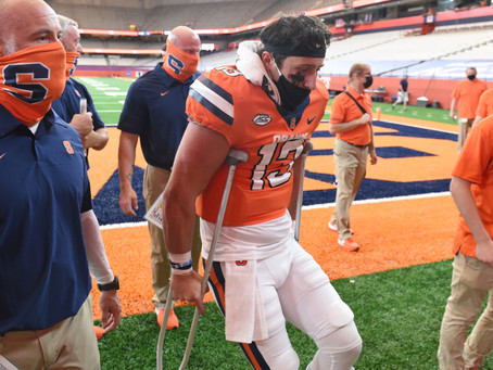 The 2020 Squeeze: Syracuse Finishes 1-10