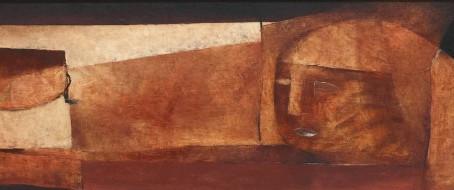 ミズテツオ旧作展「孤独・不条理・リリシズム」