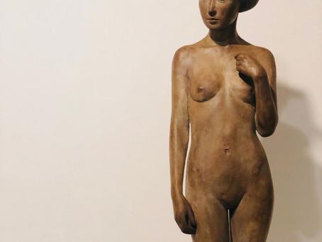 高塚省吾展 sculpture