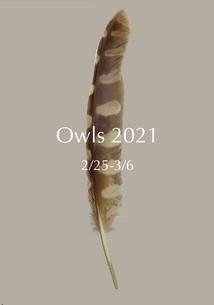 Owls2021オンライン販売スタートしました