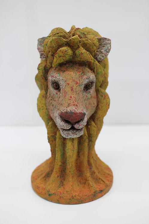 草原の誇 -ライオン-