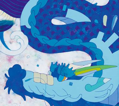 安岡亜蘭展-starlight-