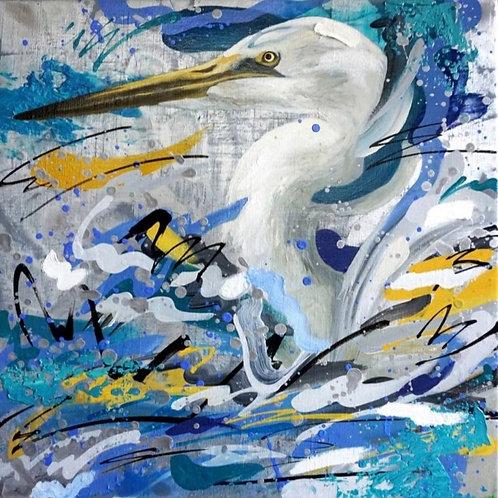 シラサギ / Egret