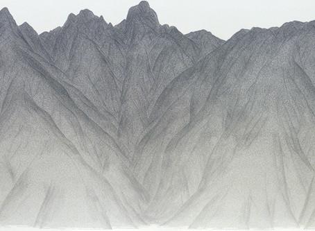 山村龍太郎毅望展 -涅槃と呼ばれる山々- @アートフェア東京