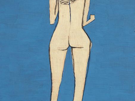 ムラカズユキ展 - 花と裸婦 –