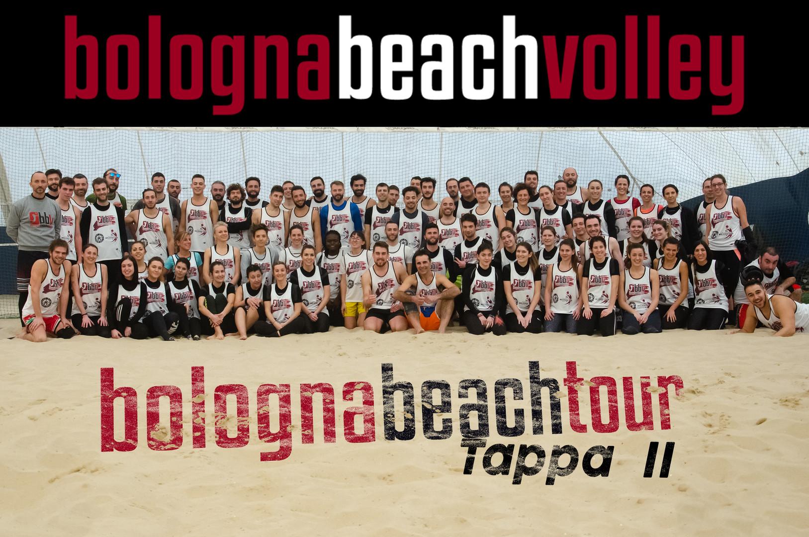 BolognaBeachTour Seconda tappa